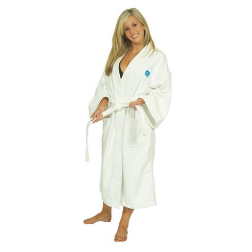 """KH4812X - 50"""" Kimono, 14 oz., Terry Velour"""