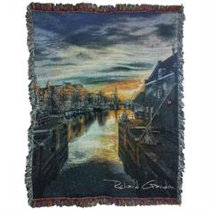 50 x 68, Woven Tapestry