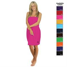 28 Ladies Spa Wrap Color Velour USA MADE