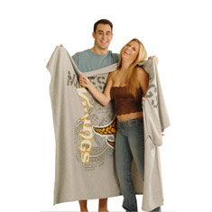 54 x 84 Oversized Sweatshirt Blanket